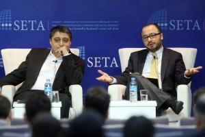 SETA Dış Haber Paneli, Nuh Yılmaz ve Nasuhi Güngör